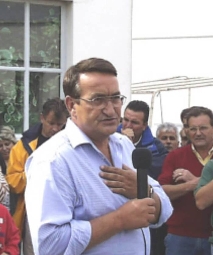Discours de Dominique Soulard lors de la grève de 1999